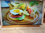 Samsung GU85TU8079U 4K UHD-Fernseher, HDR, Smart-TV B-Ware