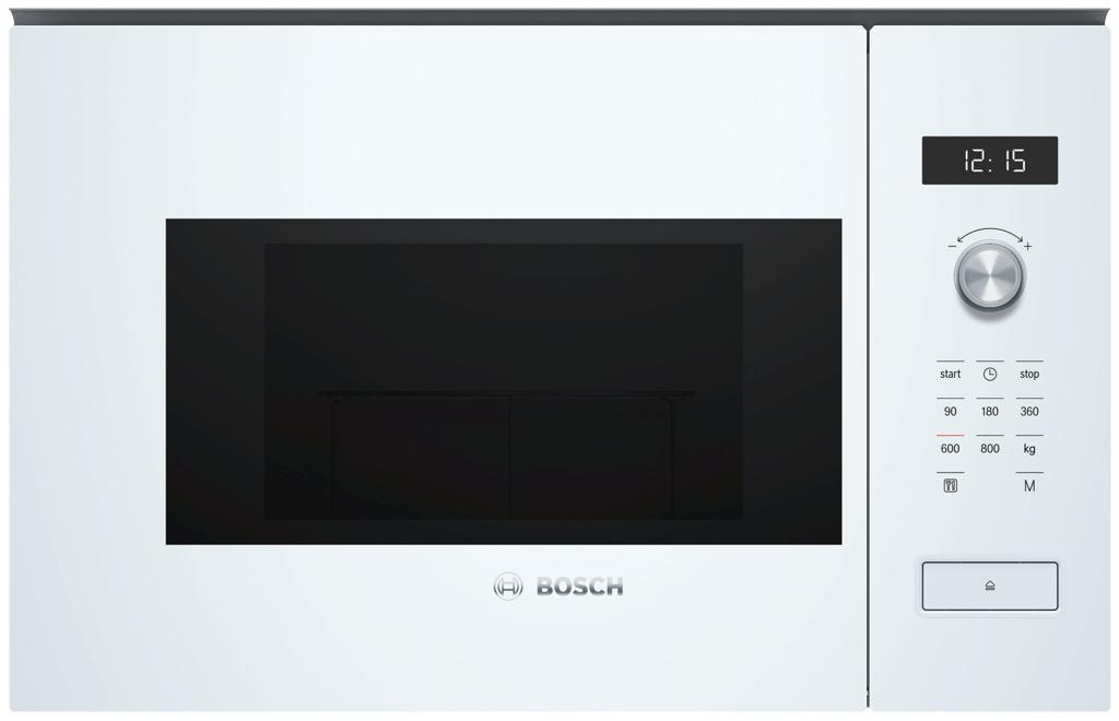 Bosch BFL524MW0 Einbau-Mikrowelle weiß