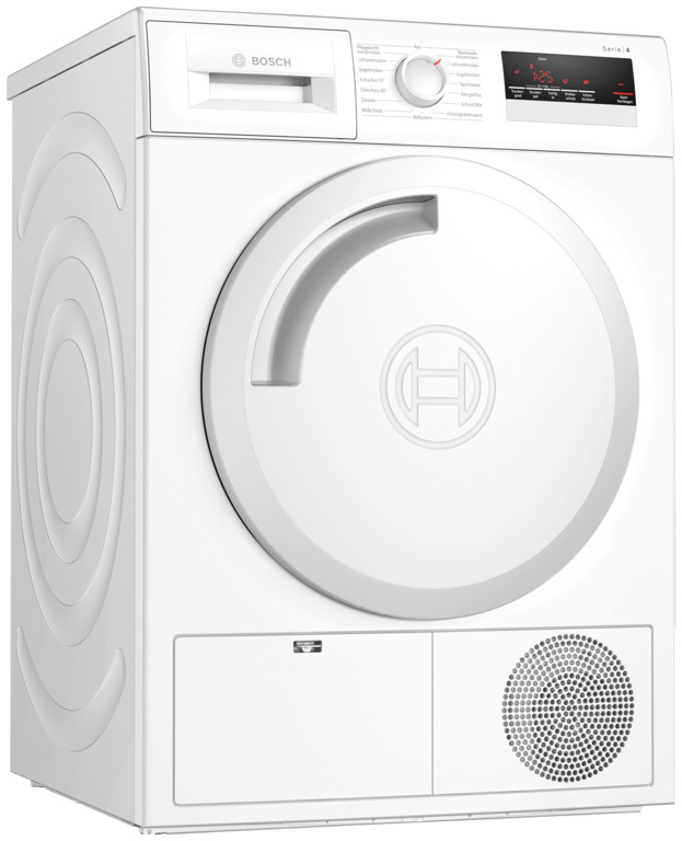 Bosch WTN83202 Kondenstrockner, B, 8kg / 112 L, 65dB, 2600W