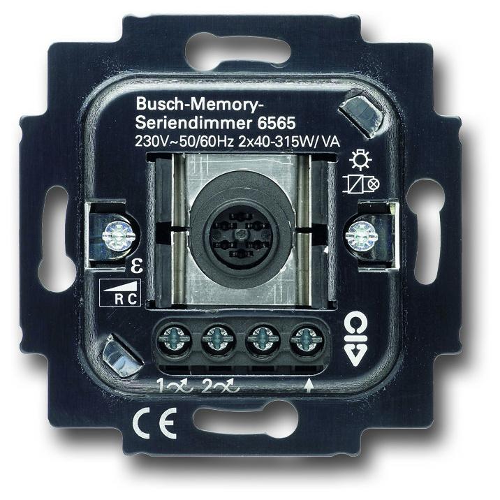 Busch-Jaeger BUSCH 6565 U Busch-Memory-Seriendimmer