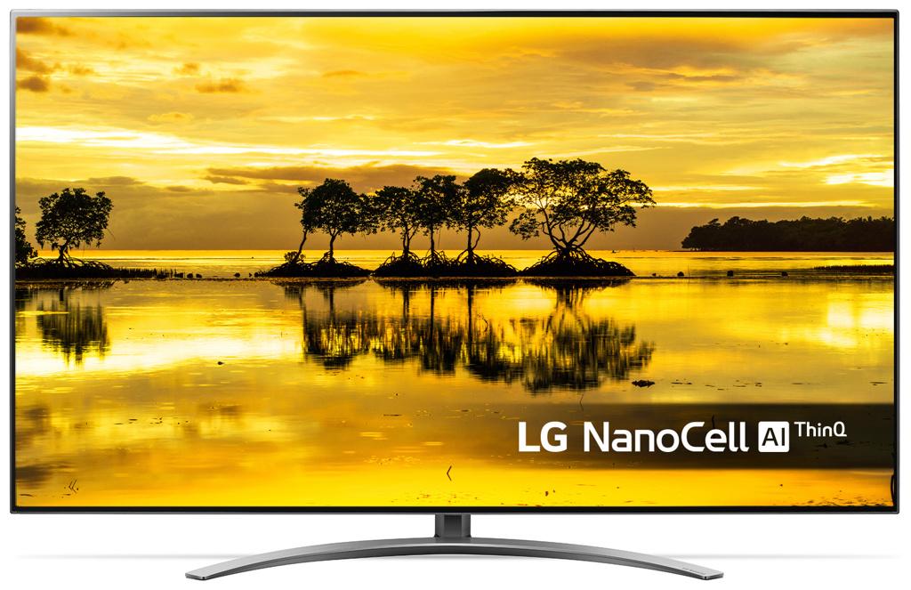 LG 75SM9000PLA 4K UHD LED-Fernseher, Smart-TV, WLAN, 75