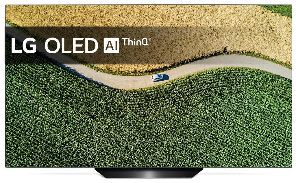 "LG 4K UHD OLED-Fernseher 55B9, Smart-TV, 55"" OLED55B9"