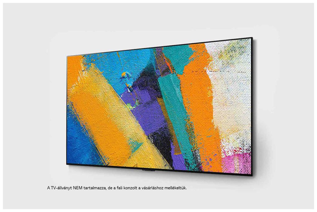 LG OLED55GX3 4K OLED-Fernseher Single Tuner OLED55GX3LA