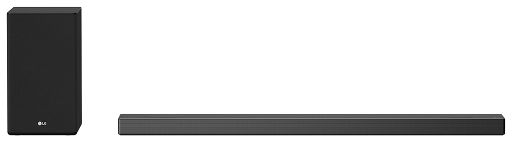 LG DSN9YG 5.1.2, 520 W, drahtloser Subwoofer, Soundbar