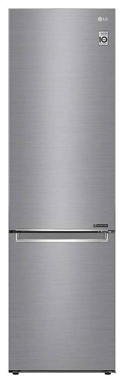 LG GBB72PZEXN Kühlgefrierkombination D, 173 kWh/Jahr, 2030 mm hoch, Edelstahl