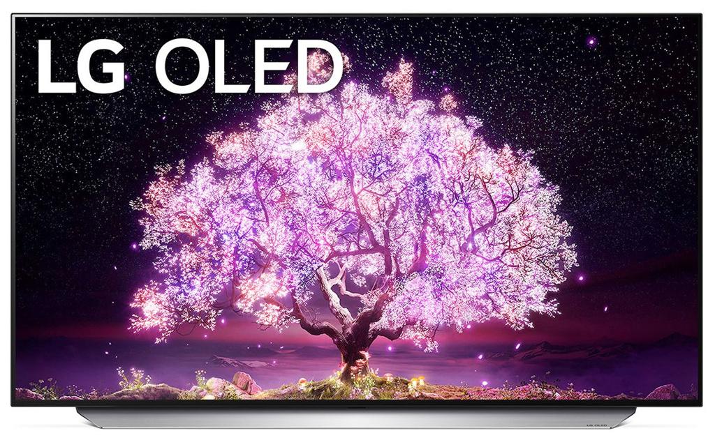 LG OLED55C19LA 4K OLED-Fernseher. 55