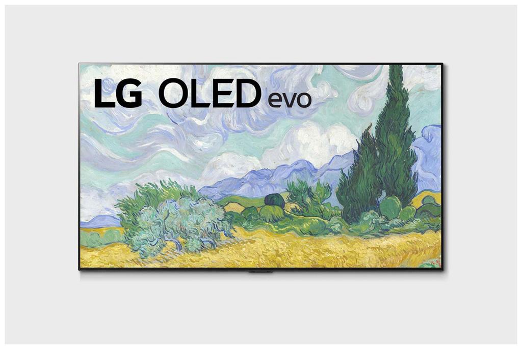 "LG OLED55G1 EVO 4K OLED-Fernseher, 55"", Smart-TV OLED55G13LA.AEU"