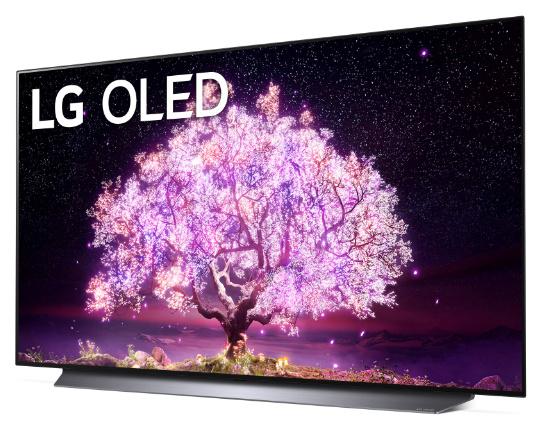 """LG OLED55C17LB 4K OLED-Fernseher, 55"""", WLAN OLED55C17LB.AEU"""