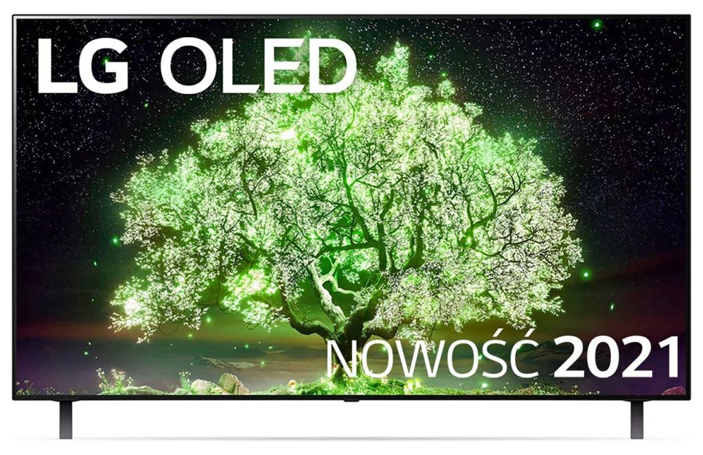 LG OLED55A19LA Fernseher 139,7 cm (55 Zoll) 4K Ultra HD Smart-TV WLAN Schwarz OLED55A13LA