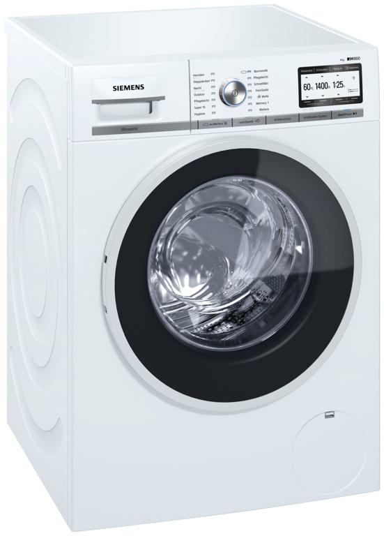 Siemens WM14Y7TT9 Waschmaschine, 9kg, 1400 U/min, Frontlader