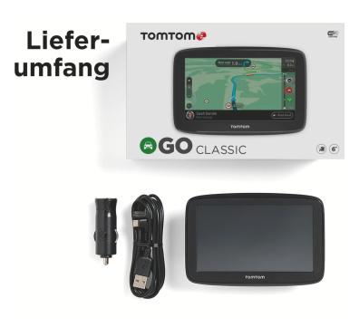 Tomtom GO Classic 6 1BA6.002.20