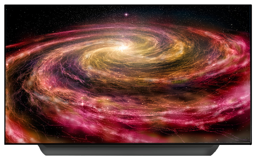 LG OLED55CX6 4K OLED-Fernseher Single Tuner, Smart-TV OLED55CX6LA.API