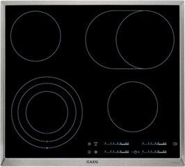 AEG HK654078XB Autark-Glaskeramik-Kochfeld