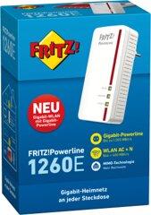 AVM FRITZ!Powerline 1260E WLAN Single