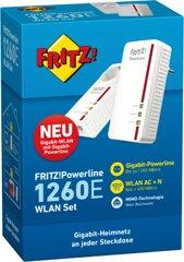AVM FRITZ!Powerline 1260E WLAN Set