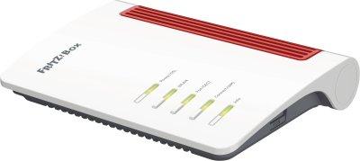 AVM Router FRITZ!Box 7530, Intelligentes WLAN-Netz, DECT-Basis für 6 Telef.