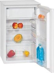 Bomann Standkühlschrank mit Gefrierfach KS 163.1, 101 l, 50 cm, A+