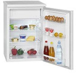 Bomann Standkühlschrank mit Gefrierfach KS 2184, A++