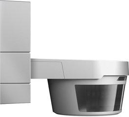 Busch-Jaeger Busch-Wächter® 220 MasterLINE KNX 6179/01-208, silber metallic