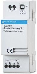 Busch-Jaeger Videoverteiler Innen REG 83320/2