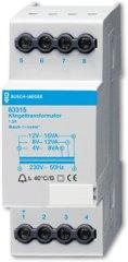 Busch-Jaeger Klingeltransformator, 12 V AC 1,3 A 83315