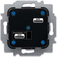 Busch-Jaeger Sensor/Schaltaktor 1/1-fach, Wireless 6211/1.1-WL