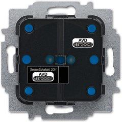 Busch-Jaeger Sensor/Schaltaktor 2/2-fach, Wireless 6211/2.2-WL