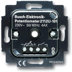 Busch-Jaeger Busch-Drehdimmer 2112 U-101
