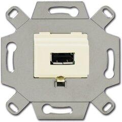 Busch-Jaeger USB-Anschlussdose 0261/12, alpinweiß