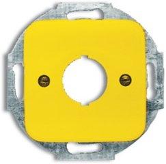 Busch-Jaeger Zentralscheibe 2533-214-15, gelb
