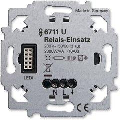 Busch-Jaeger Universal-Relais-Einsatz ZigBee Light Link 6711 U