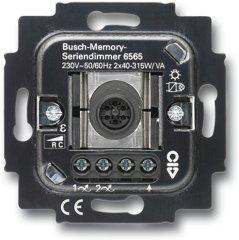 Busch-Jaeger Busch-Serien-Tastdimmer 6565 U
