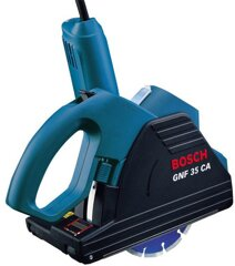 Bosch GNF 35 CA, Mauernutfräse, 9300 RPM, 1400W, Schwarz