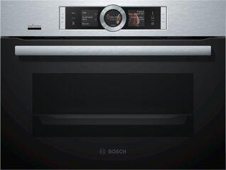 Bosch Dampfgarer CSG656RS7, 47l, 250°C, Schwarz