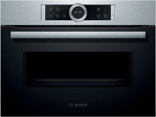 Bosch Mikrowelle CFA634GS1, 36l, 900W, Schwarz