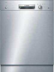 Bosch Geschirrspüler SMU24AS00E, A+, 33kg, Stahl
