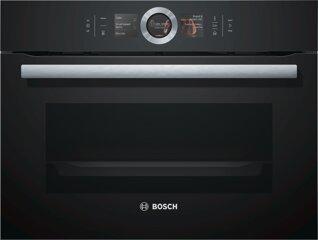 Bosch Herd CSG656RB7, 47l, 250°C, Schwarz