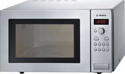 Bosch Mikrowelle HMT84M451, Edelstahl
