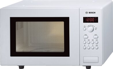Bosch Mikrowelle HMT75M421, Weiß