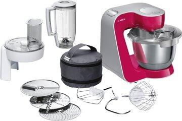 Bosch Küchenmaschine MUM58420, Red Diamond