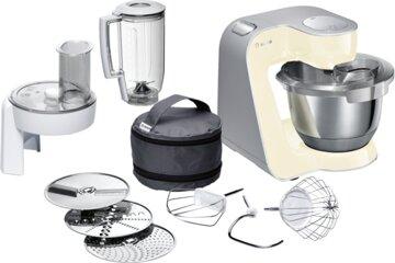 Bosch Küchenmaschine MUM58920, Creme