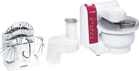 Bosch Küchenmaschine MUM4825, Weiß