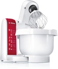 Bosch Küchenmaschine MUM48010DE, Weiß