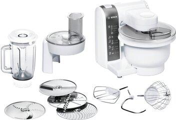 Bosch Küchenmaschine MUM48020DE, Weiß
