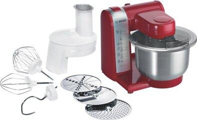 Bosch Küchenmaschine MUM48R1, Rot