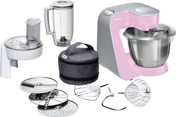 Bosch Küchenmaschine MUM58K20, Pink