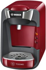 Bosch Kaffeeautomat TAS3203, Rot