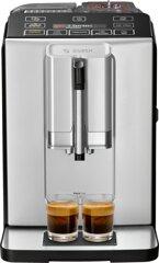 Bosch TIS30351DE Kaffeeautomat, Silber