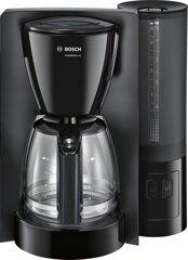 Bosch TKA6A043 Kaffeemaschine, Schwarz