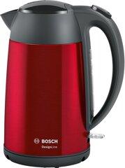 Bosch Wasserkocher TWK3P424, Edelstahl